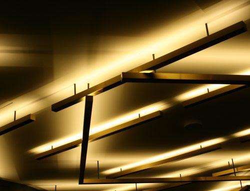 Edelstahl Lichtleisten