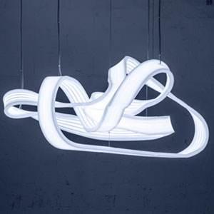 Lichtinstallation: KÜNSTLERISCHE INSTALLATIONEN von Lichtkunst