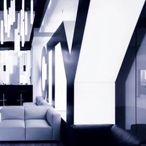 INTERIEUR: Lichtdecke, ästhetisch-funktionelle Lichtkonzepte