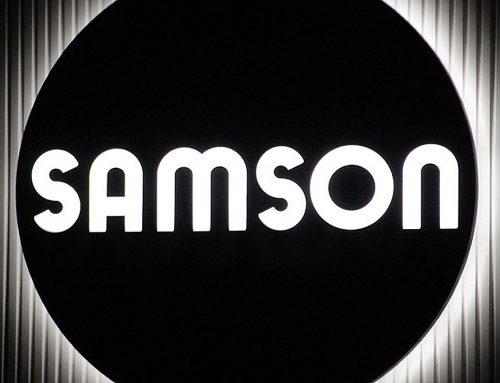 Aluminium-Transparent Samson