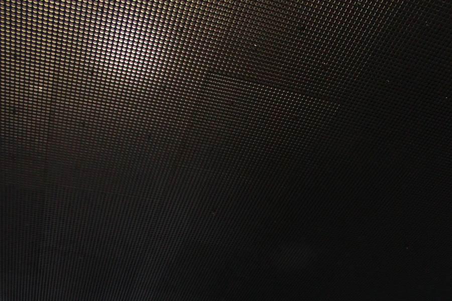 schwarze Lichtdecke