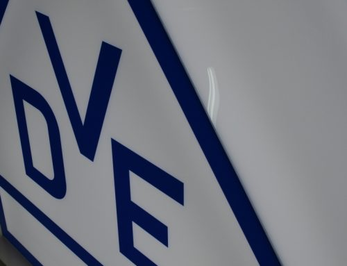 dreidimensionales VDE Logo